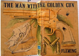 Ian Fleming - James Bond - Man with the Golden Gun