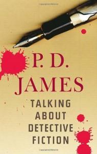 PD James Detective Fiction