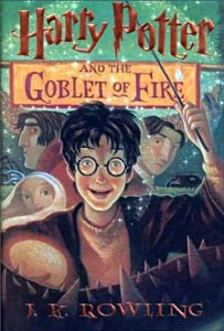 JK Rowling - Harry Potter - Goblet Of Fire