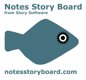 Notes Story Board writing app